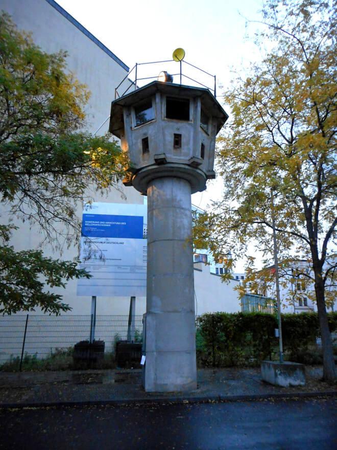 Wachturm Erna-Berger-Strasse