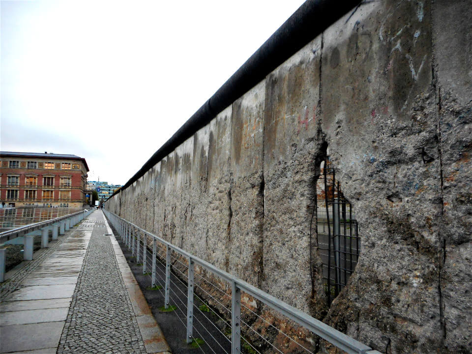 Berliner Mauer Topographie des Terrors