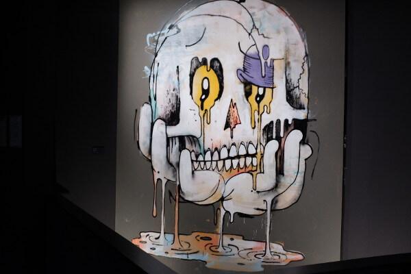 Artwork Urban Nation Museum Berlin