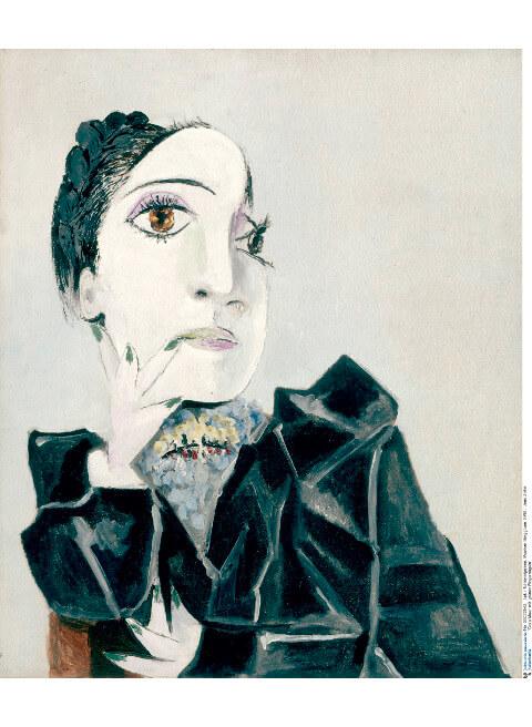 Picasso Museum Berggruen Dora Maar