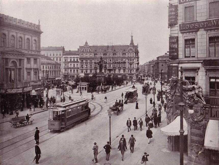 Alexanderplatz History 1903