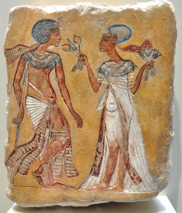 nefertiti Akhenaten