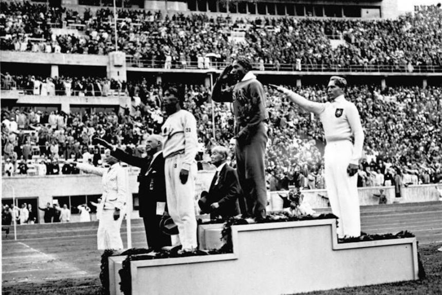 The Olympic Games of Shame (Berlin 1936)