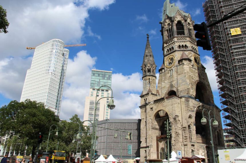 Kaiser Wilhelm Memorial Church in Berlin: History of a Ruin!