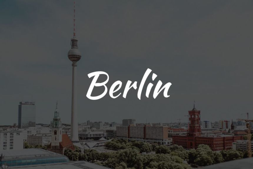 What can you do in Berlin during Confinement?