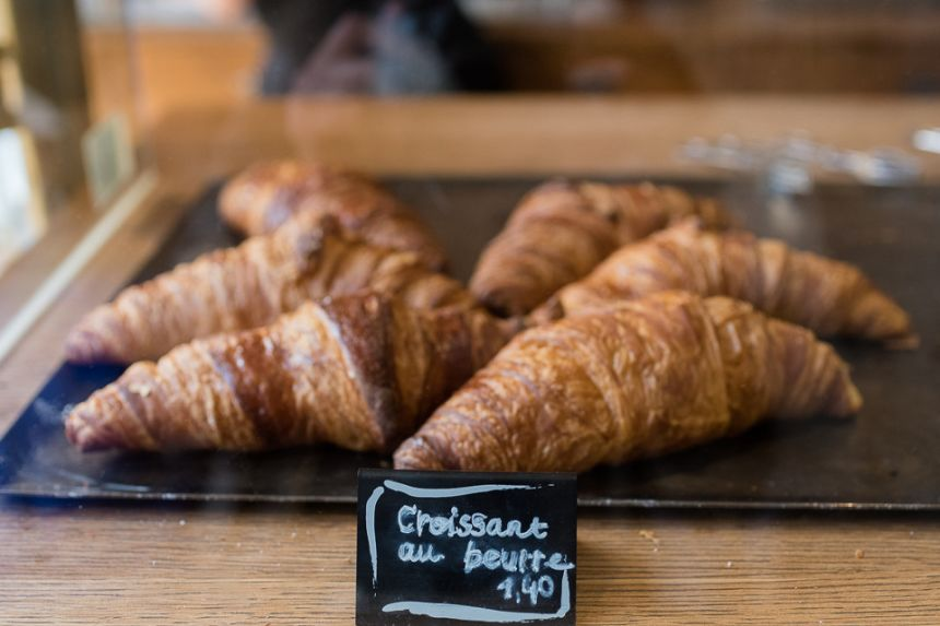 Les Patisseries de Sébastien: Best Croissants in Berlin?