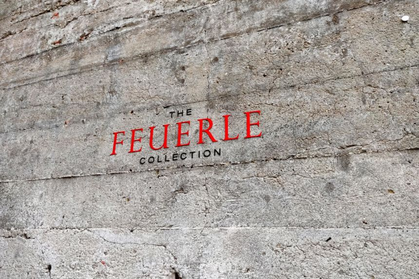 Feuerle Collection Berlin - a Bunker with a Thousand Treasures