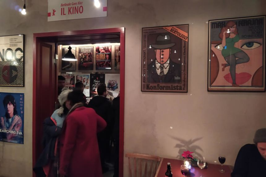 An Italian Independent Cinema in Neukölln: Il Kino