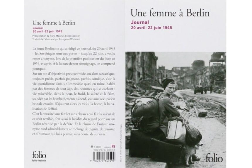 A Woman in Berlin by Marta Hillers : Summary & Book Review