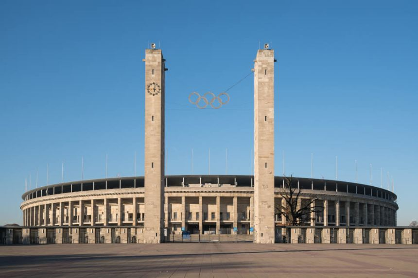 Berlin's Olympic Stadium (1936) - A Famous Nazi Monument