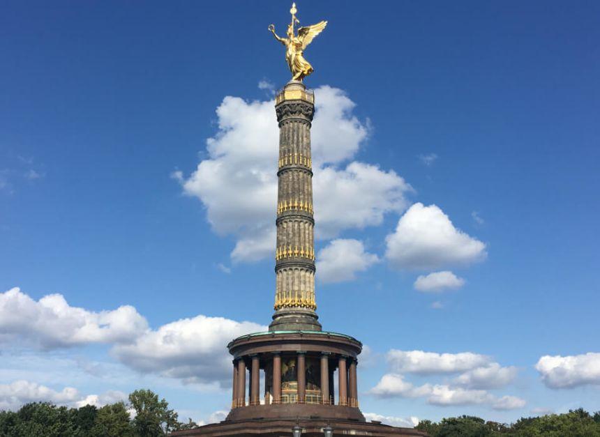 Berlin Victory Column (Siegessäule): History & Visit