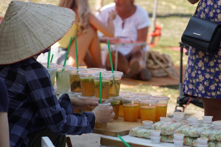 Thai Park: a small Thai Street Food Market in Berlin
