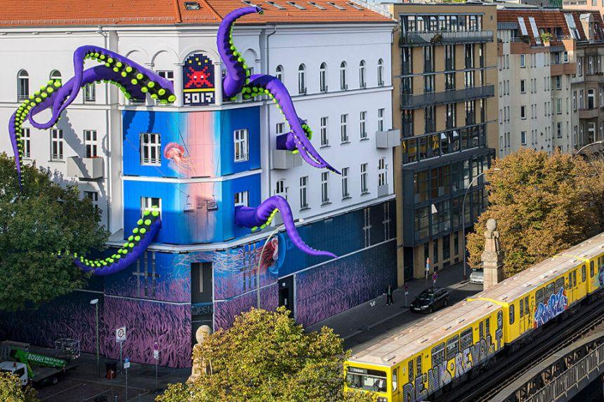Urban Nation - Street Art Museum in Berlin: Is it worth it?