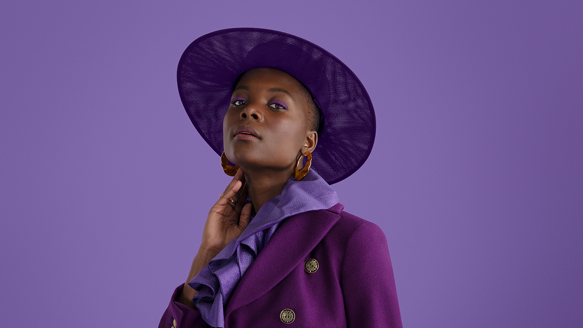 purple color Skip and Ogilvy Power of Color Campaign edit