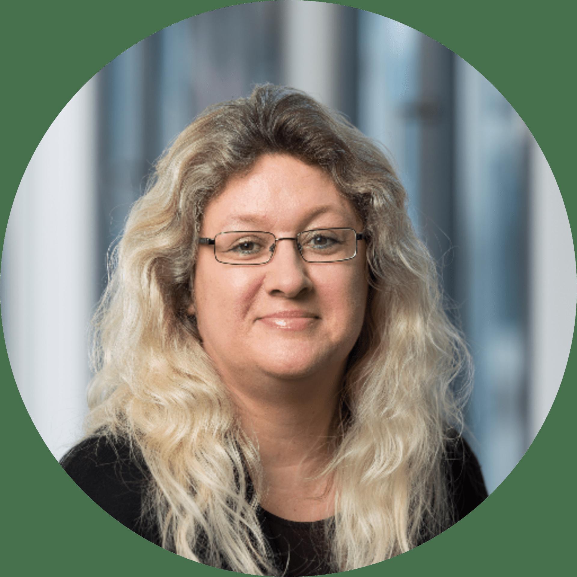company contact Karin Bomberka