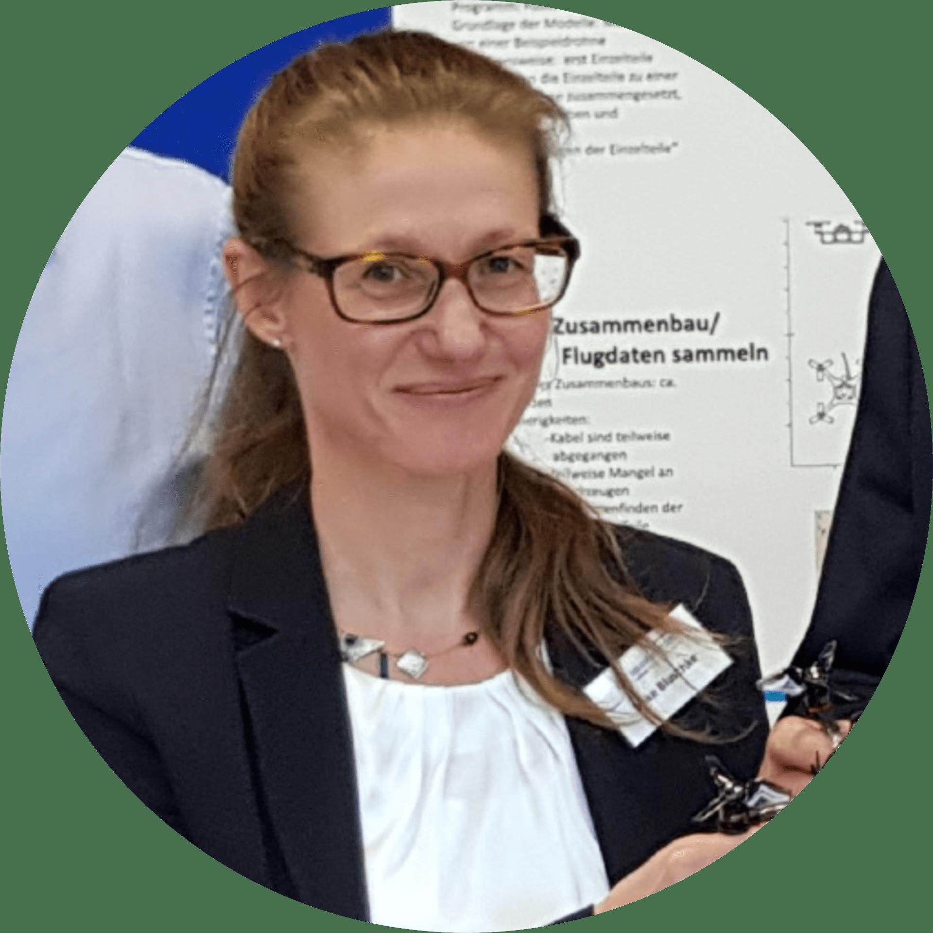 company contact Imke Bluschke