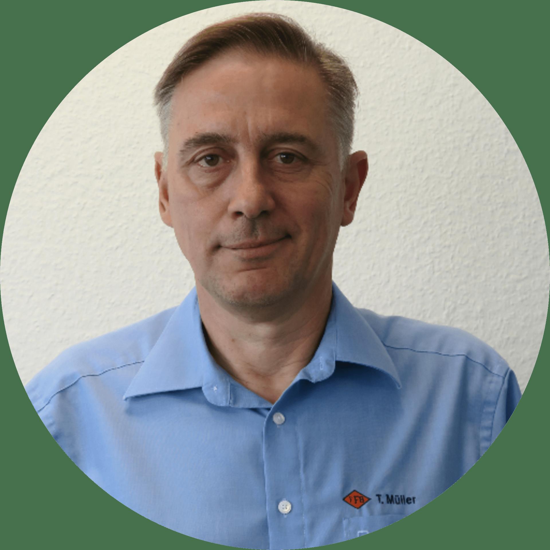 company contact Thomas Müller