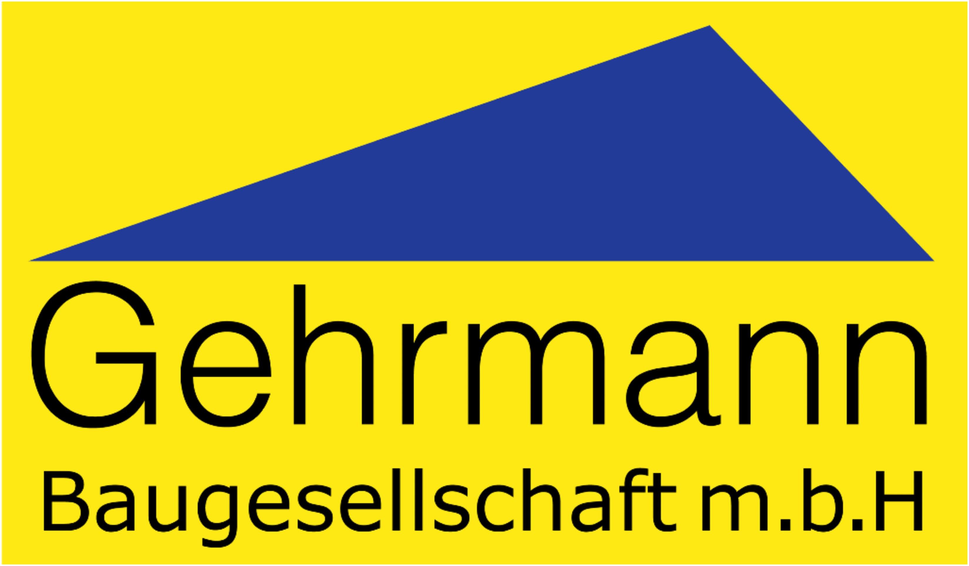 logo Gehrmann Baugesellschaft m.b.H.