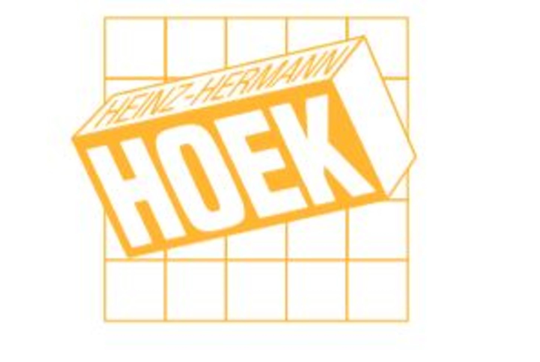 shows the logo from the company Hoek & Sohn Fliesen und Verlegung GmbH