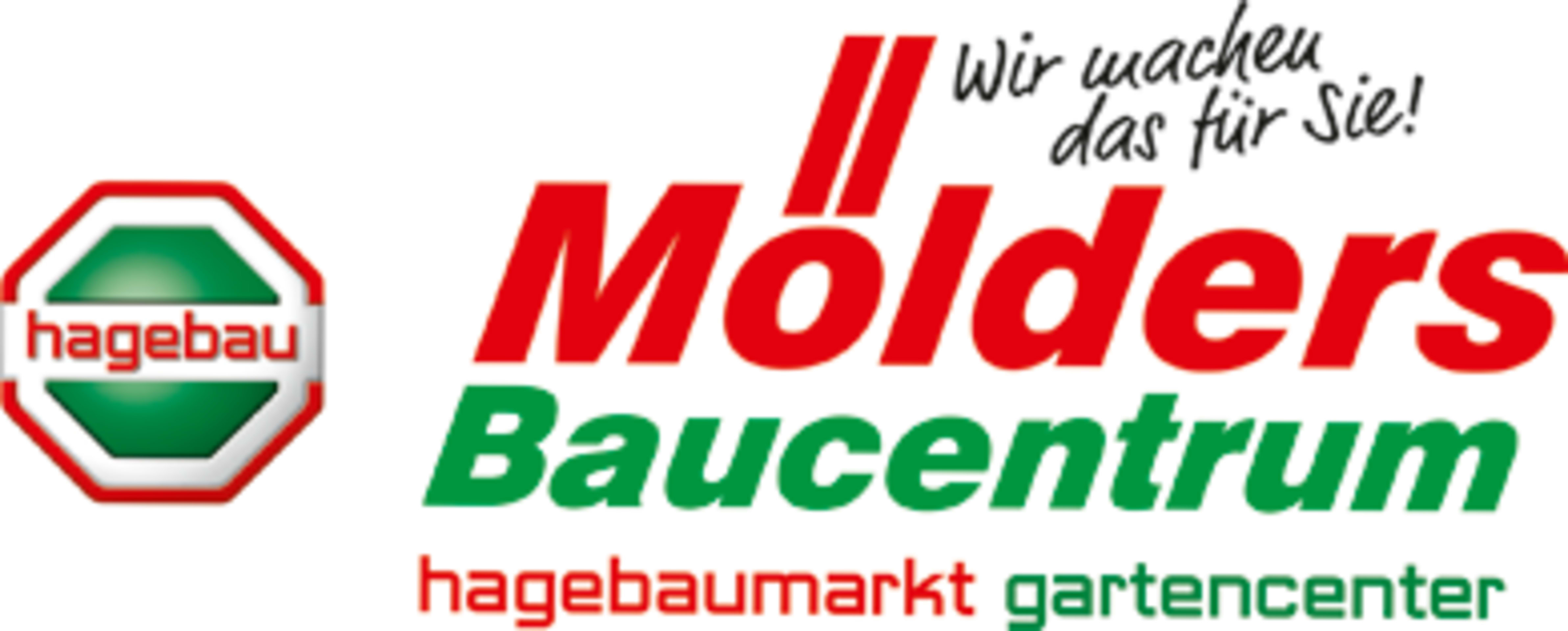 shows the logo from the company Mölders Gruppe