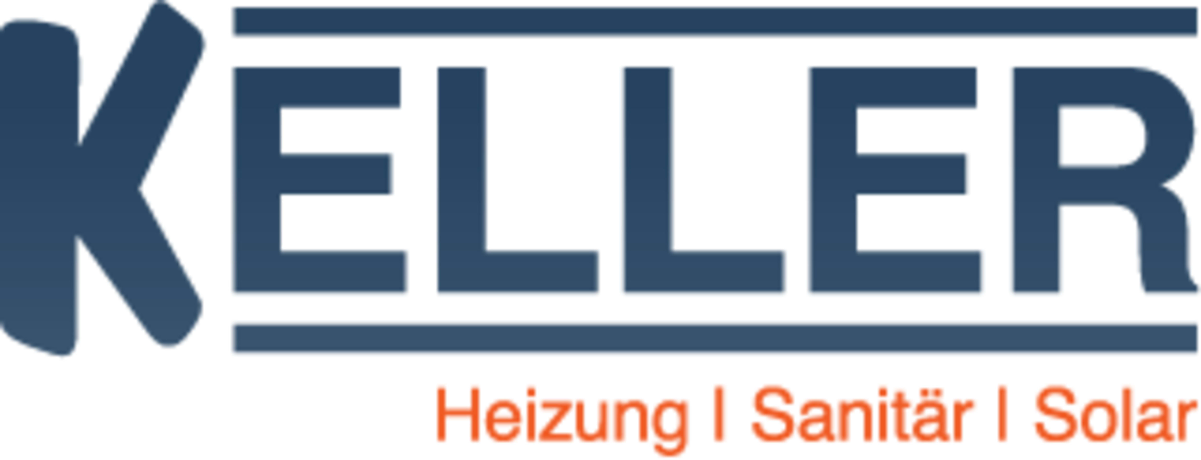 shows the logo from the company Helmut Keller GmbH
