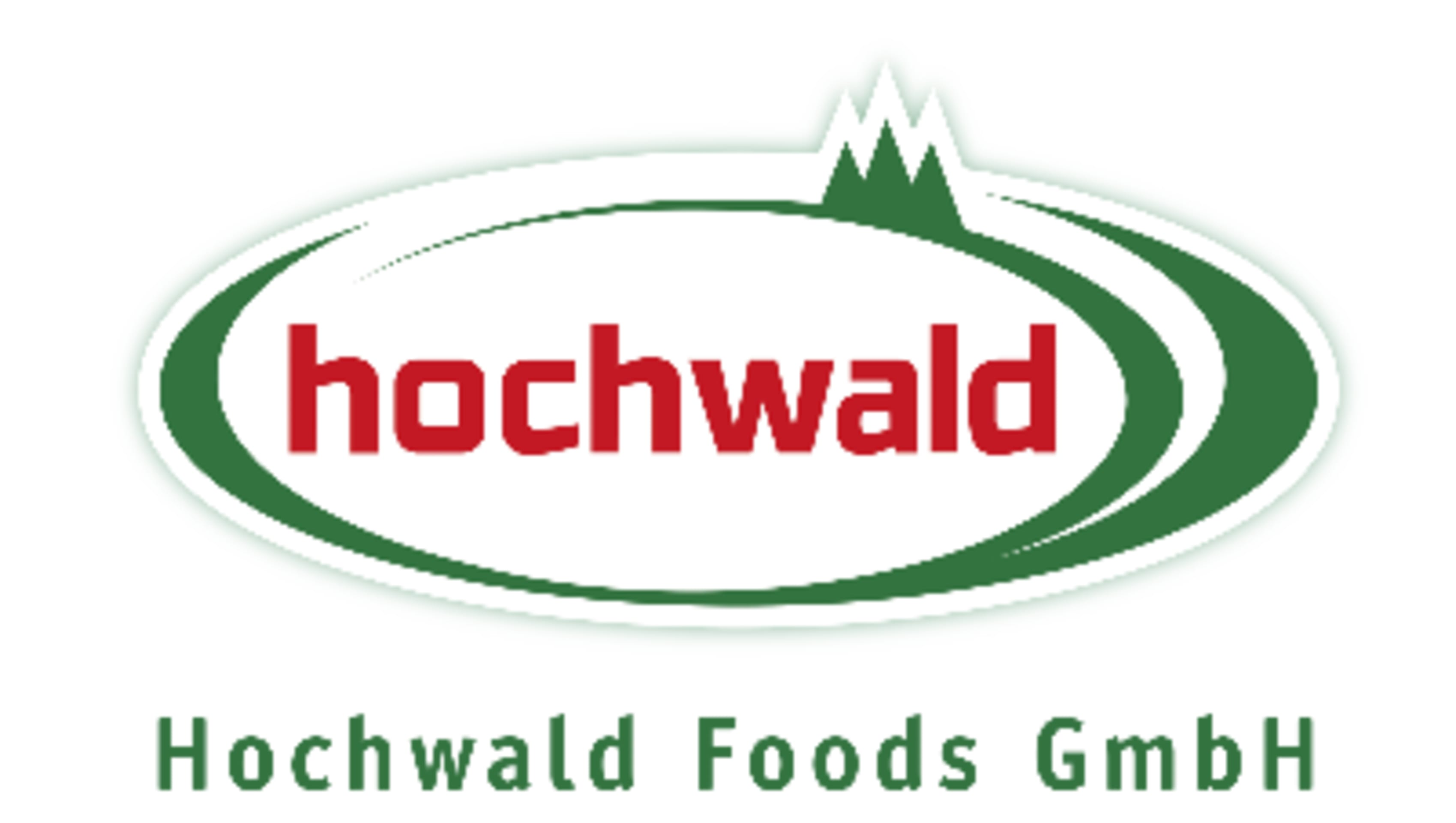 shows the logo from the company Hochwald Foods GmbH