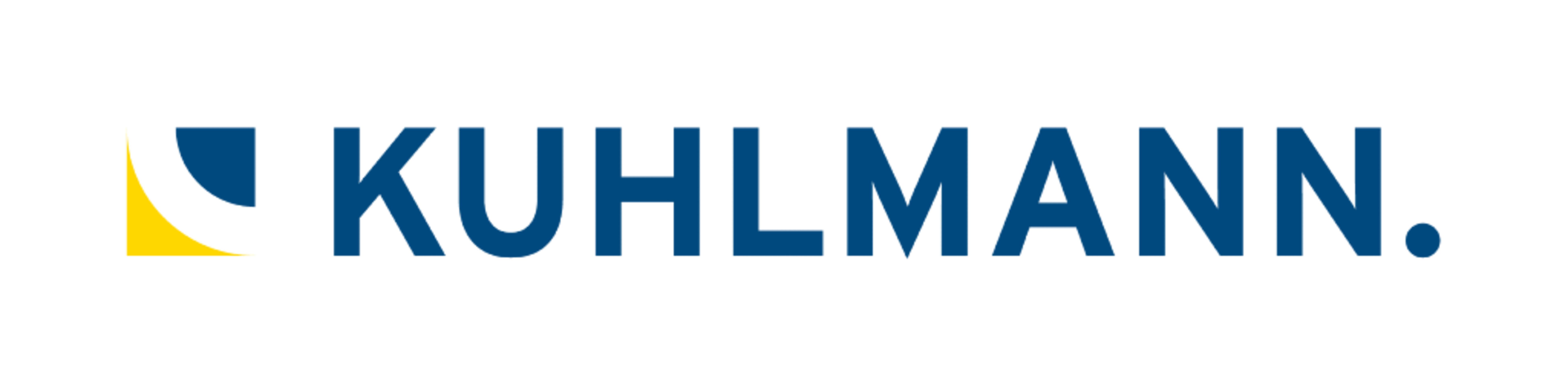 shows the logo from the company Kuhlmann Leitungsbau GmbH