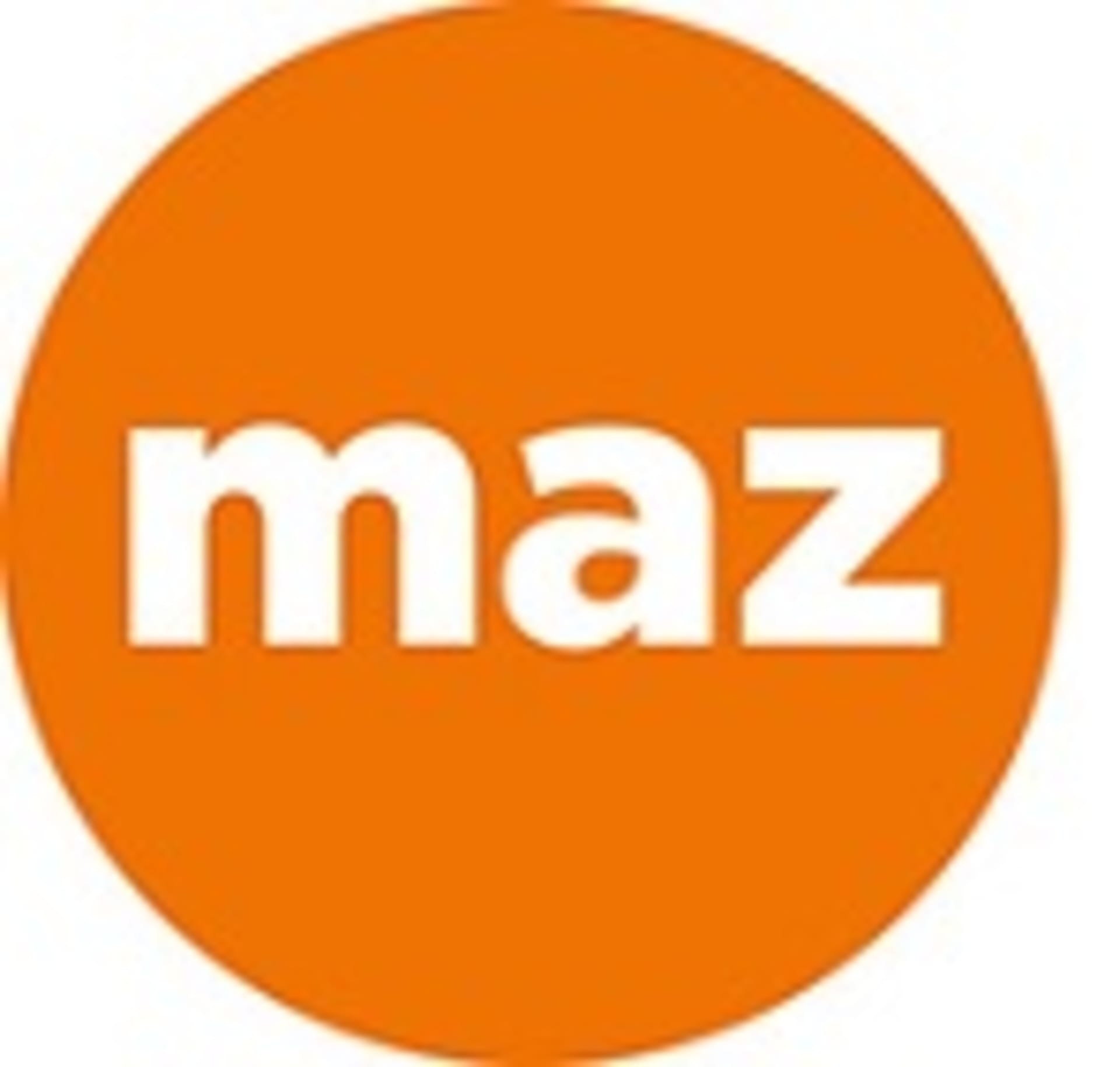 shows the logo from the company maz - mein autozentrum