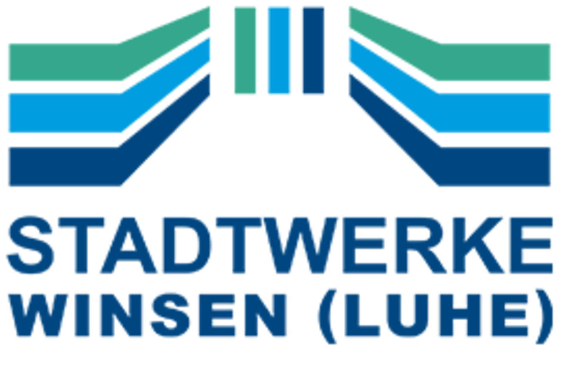 shows the logo from the company Stadtwerke Winsen (Luhe) GmbH