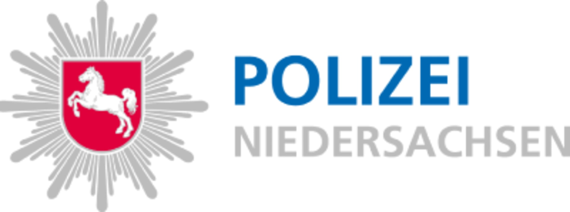 shows the logo from the company Polizei