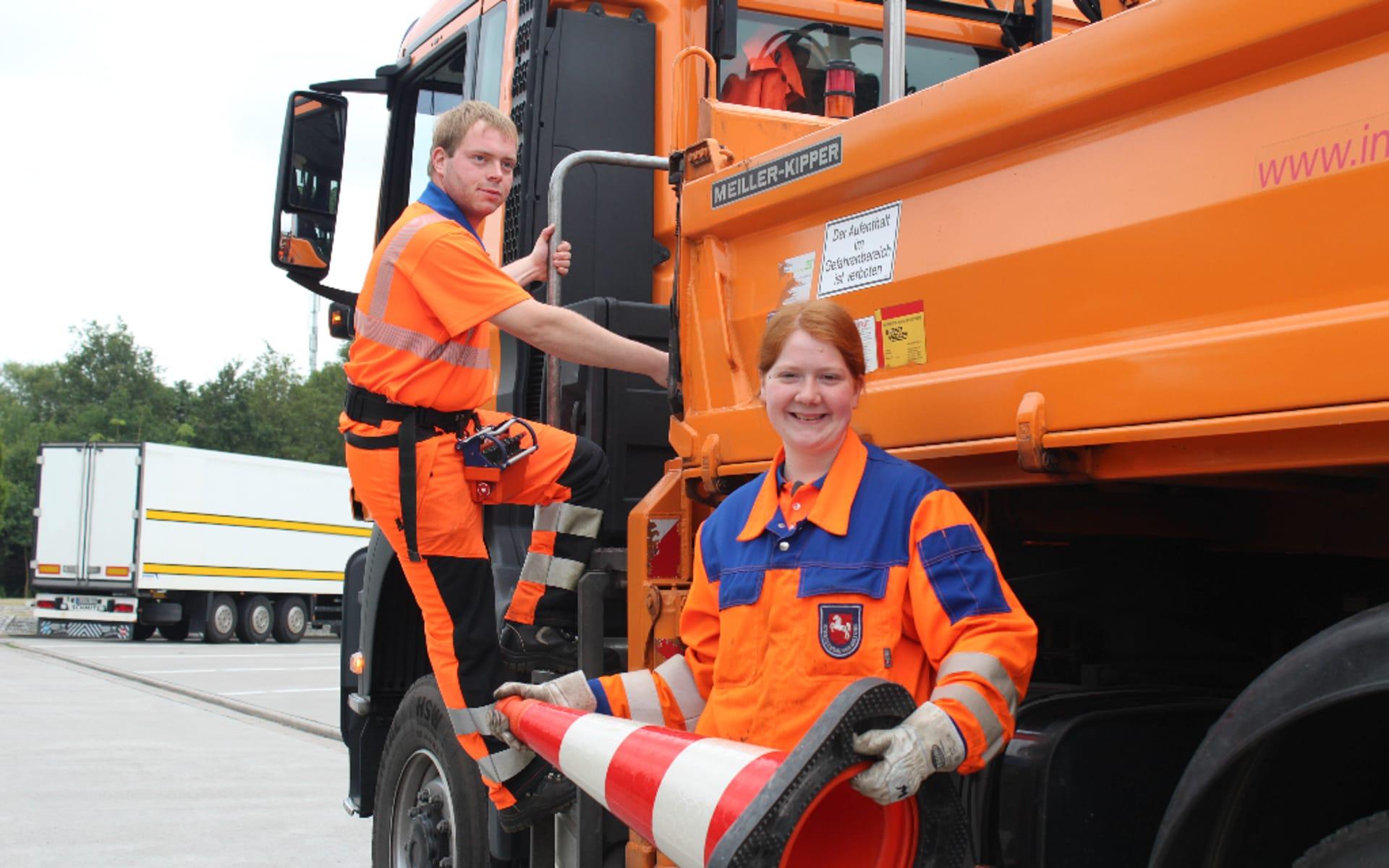 Standort Betriebsgemeinschaft Straßendienst Harburg - NLStBV Geschäftsbereich Lüneburg Land Niedersachsen