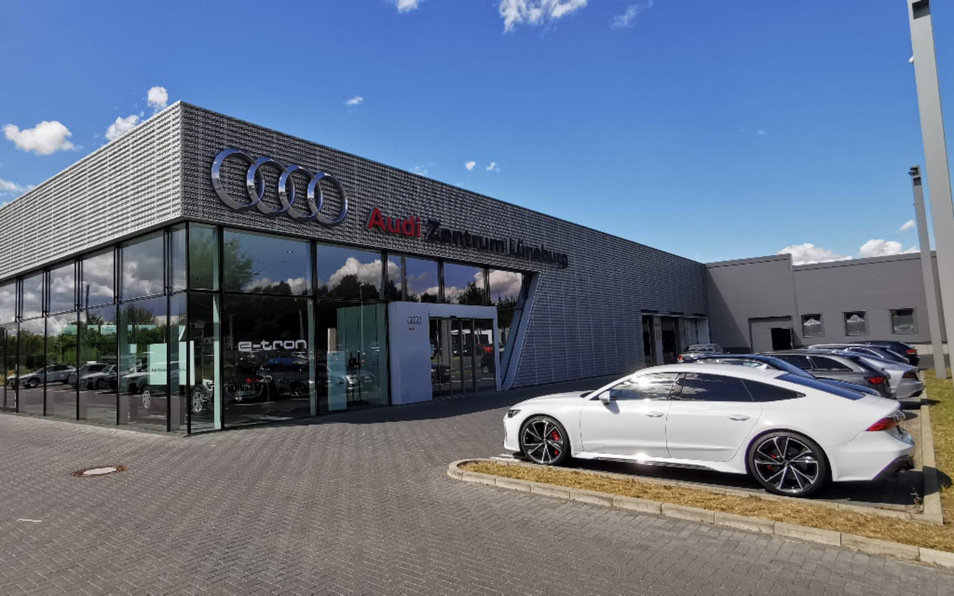 Standort Audi Zentrum Lüneburg maz - mein autozentrum