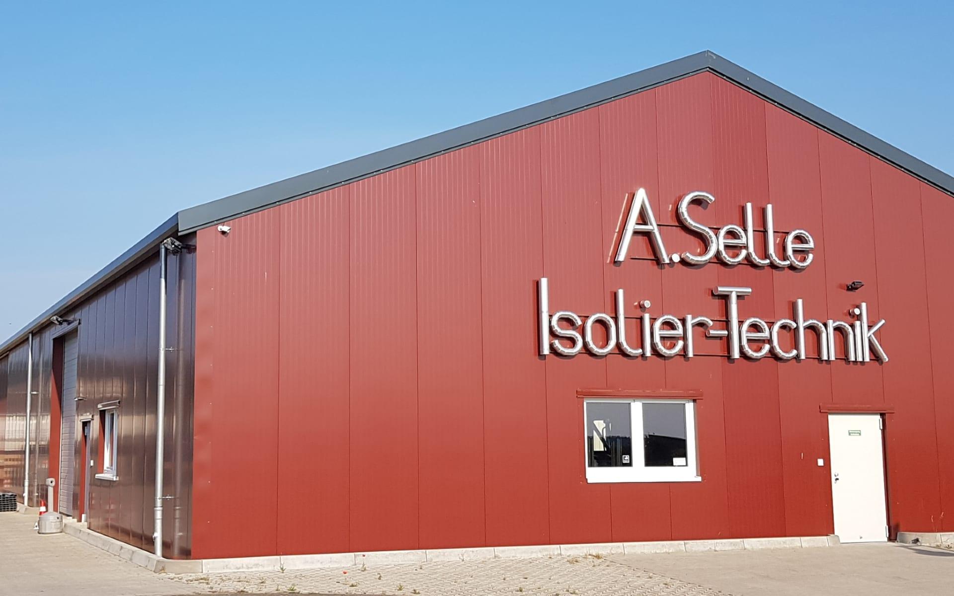 Standort Andreas Selle Isoliertechnik Andreas Selle Isoliertechnik