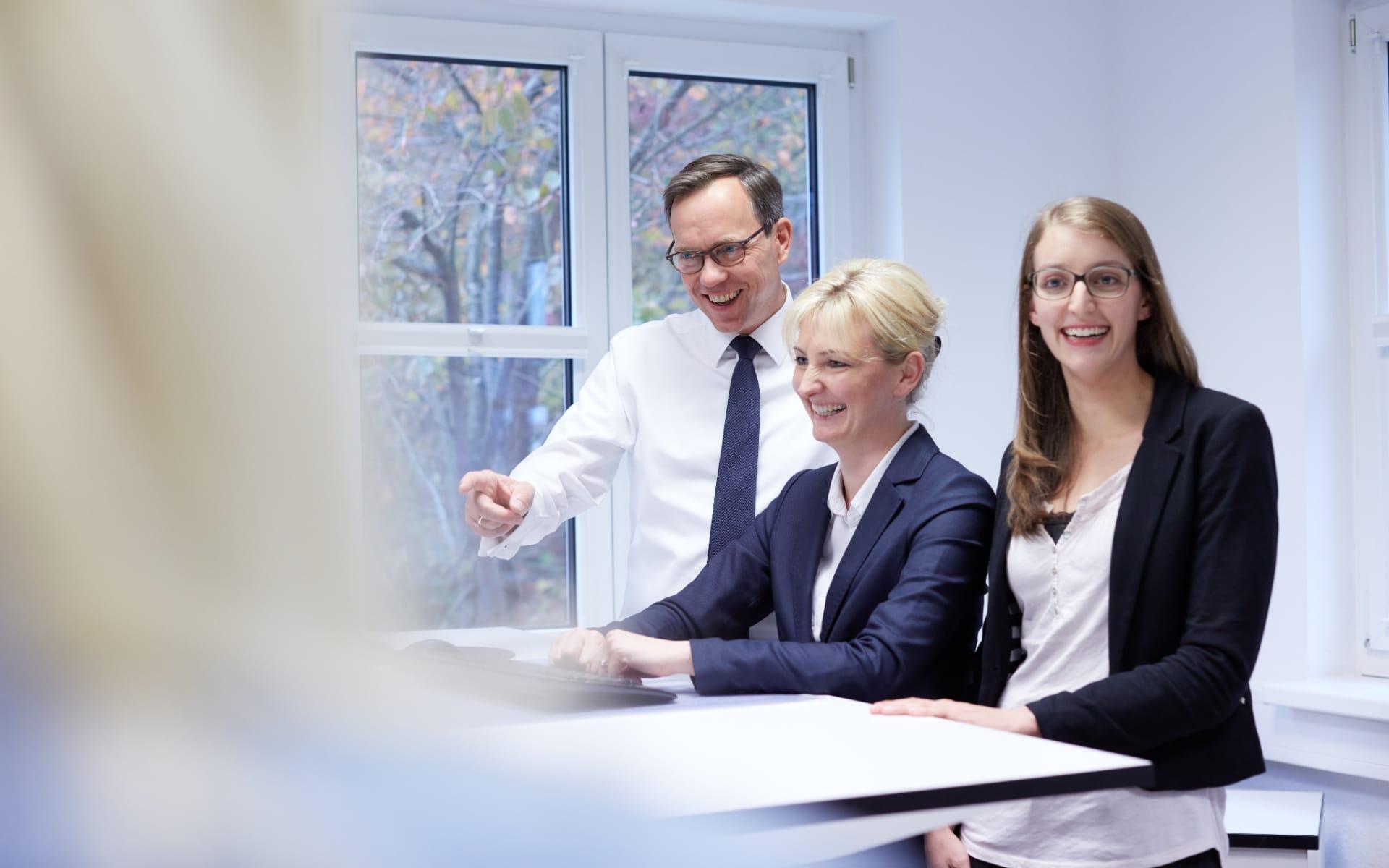 Standort  Ackermann, Meyer  & Partner mbB