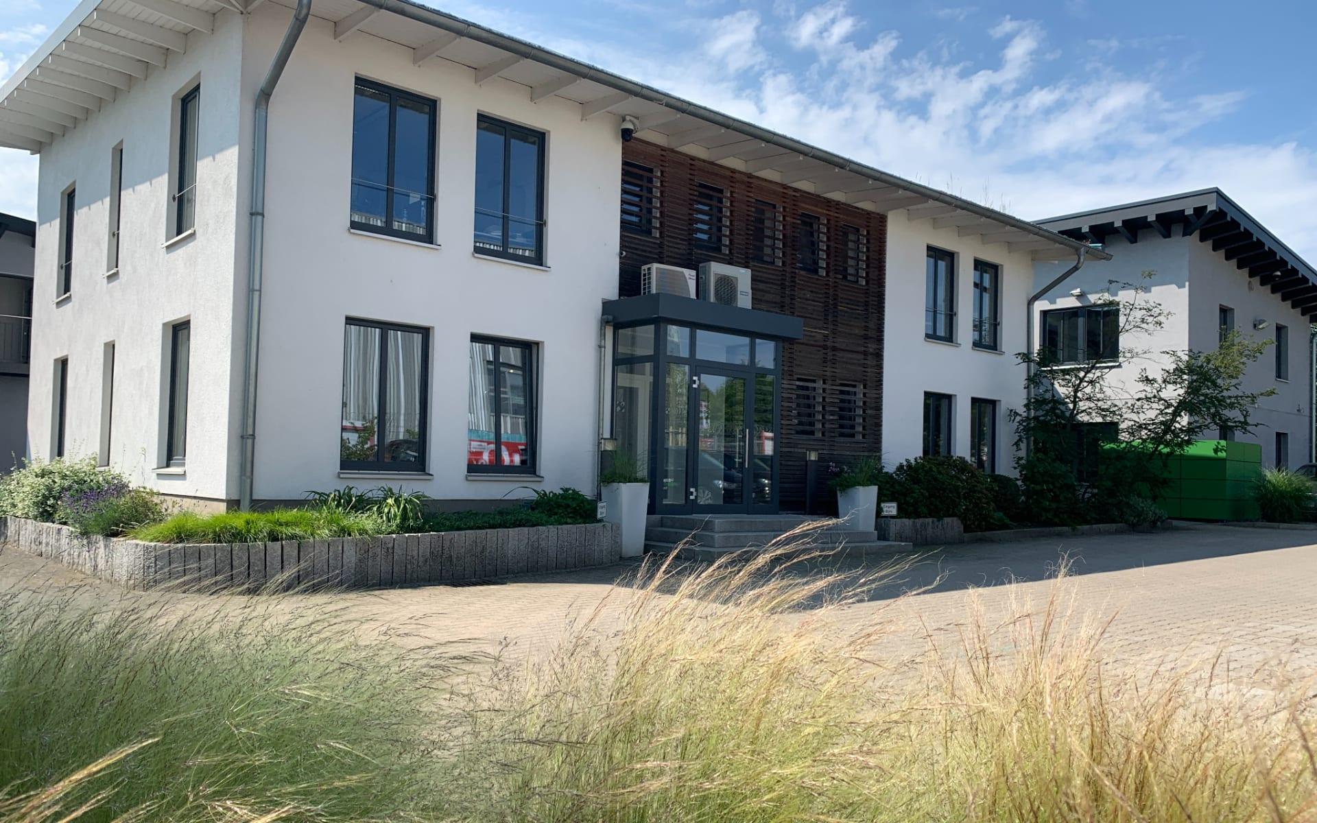 Standort  Hoppe Garten- und Landschaftsbau GmbH & Co. KG