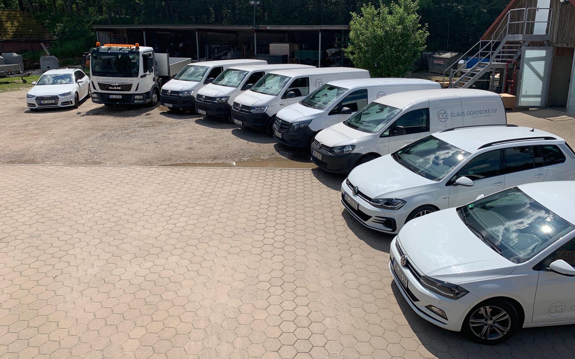 Standort Claus Goedecke GmbH Claus