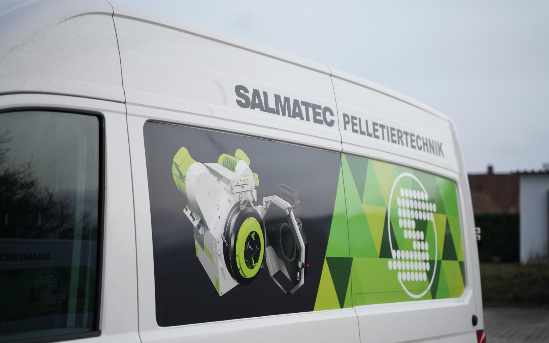 Standort Hauptstandort SALMATEC