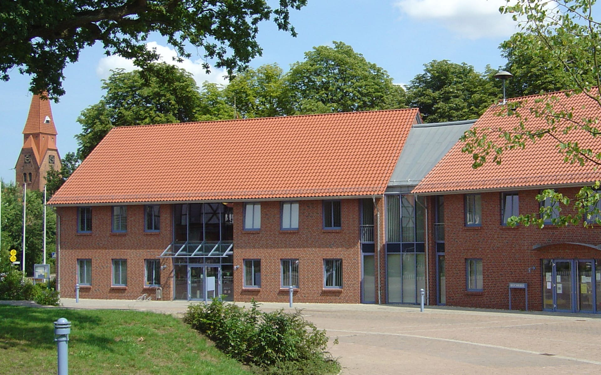 Standort  Gemeinde Bienenbüttel