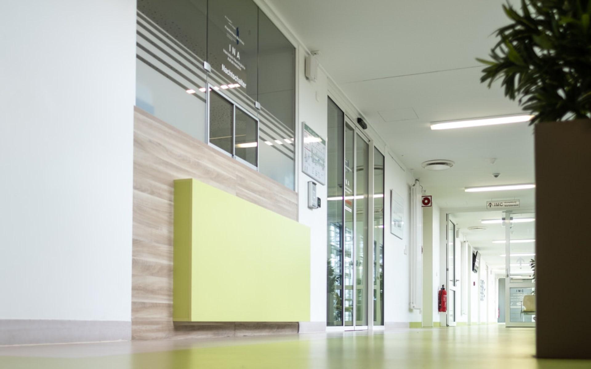 Standort Krankenhaus Buchholz Krankenhaus Buchholz und Winsen gemeinnützige GmbH