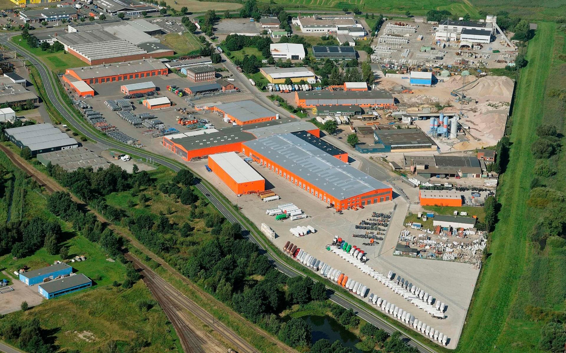 Standort Winsen (Luhe) Feldbinder Spezialfahrzeugwerke GmbH