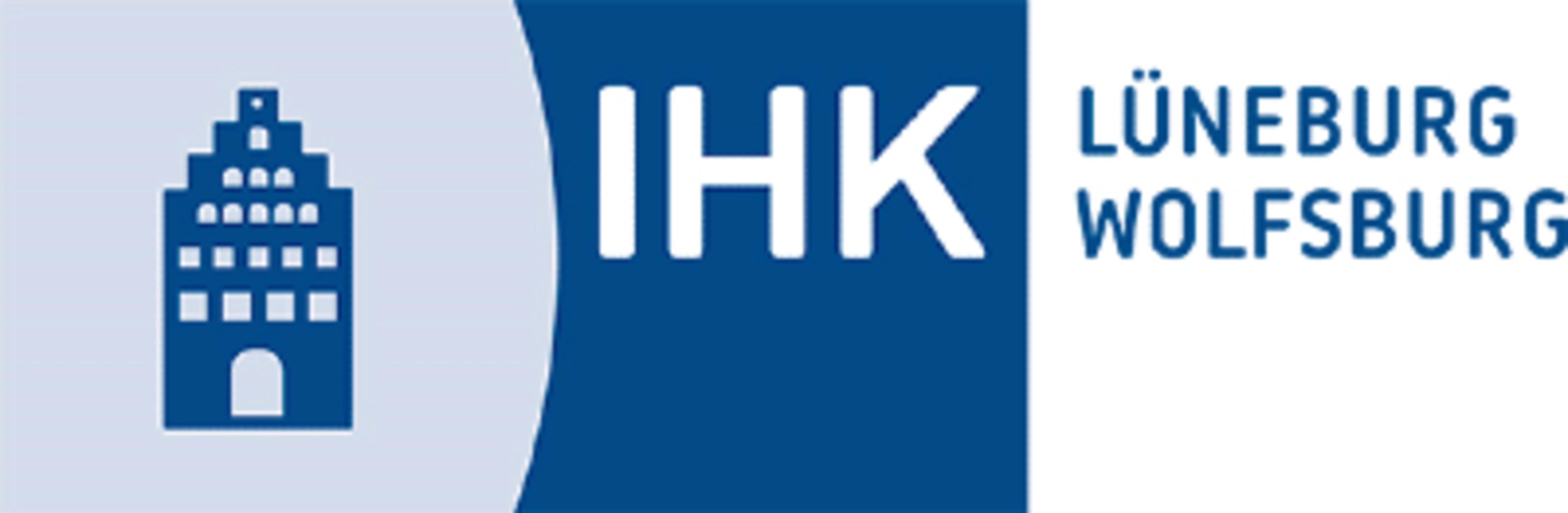 logo Industrie- und Handelskammer Lüneburg-Wolfsburg (IHK)