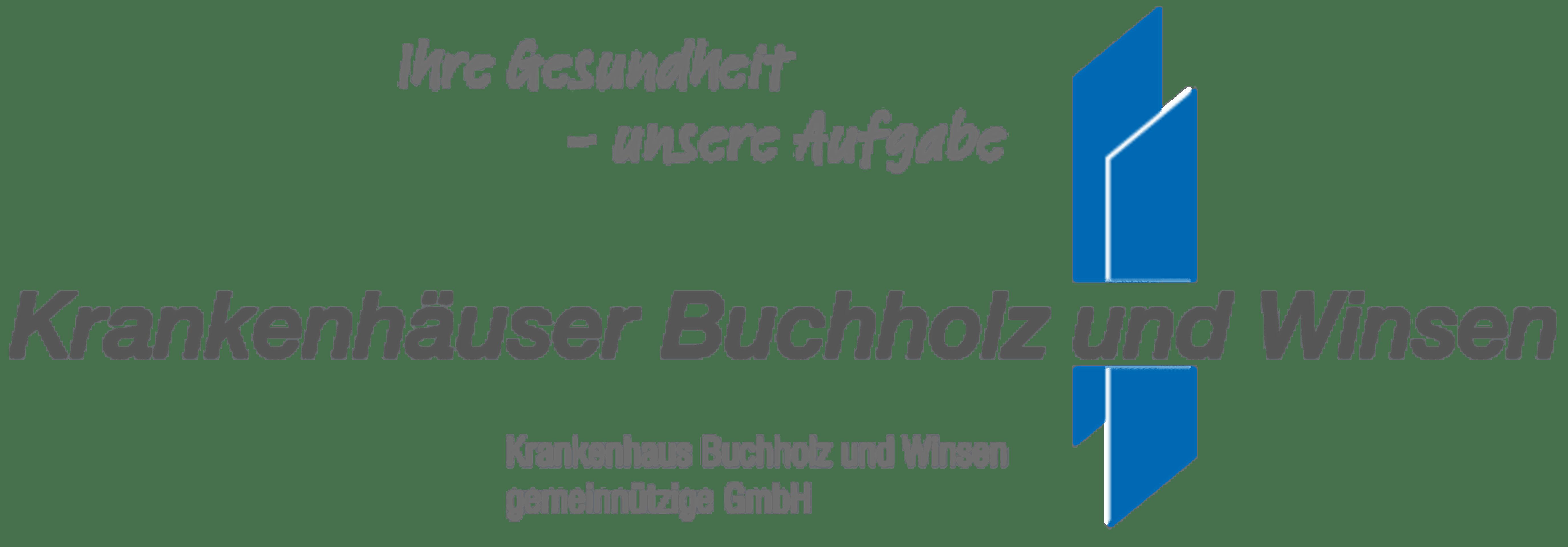 logo Krankenhaus Buchholz und Winsen gemeinnützige GmbH