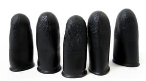 static dissipative finger cots