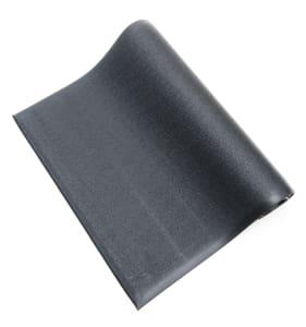 black anti fatigue mat textured