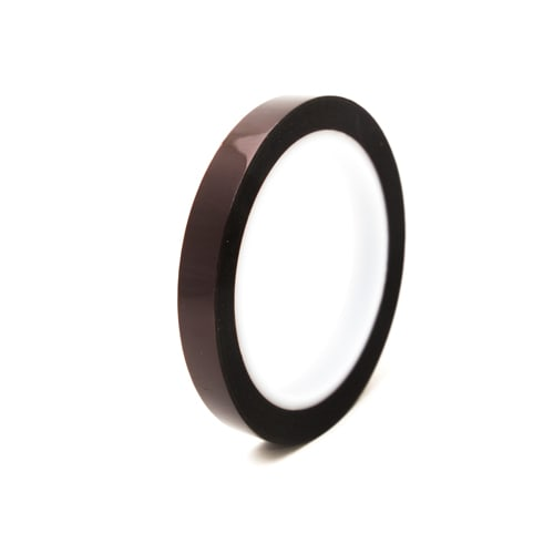 2 Mil Thick Bertech Kapton Tape Pack of 8 1//4 Wide x 36 Yards Long 3 Core