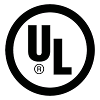 UL-LISTED certification