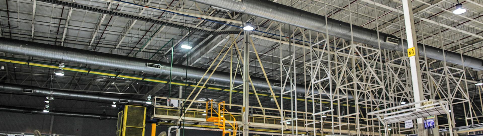 Whirlpool lighting installations