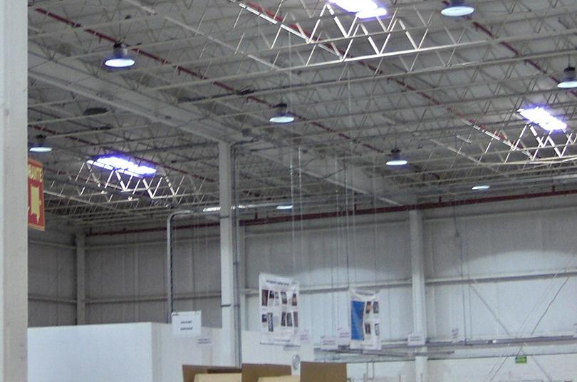 Teleplan lighting installations