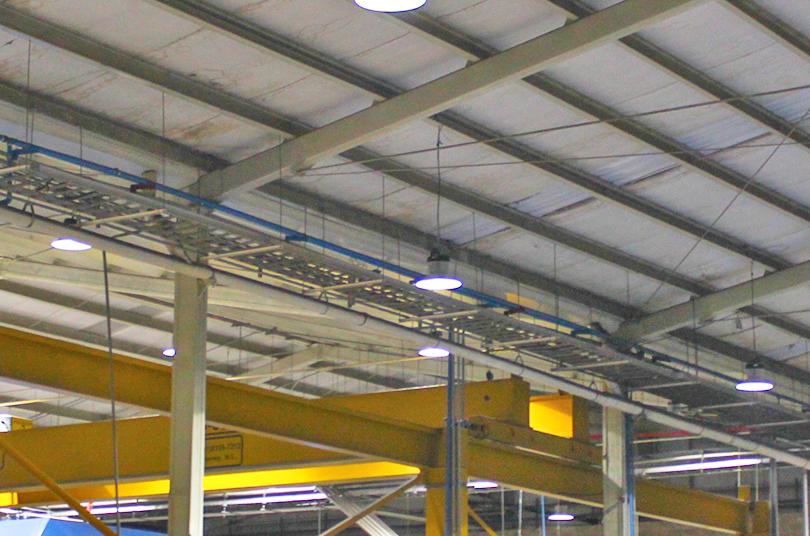 Tododren lighting installations