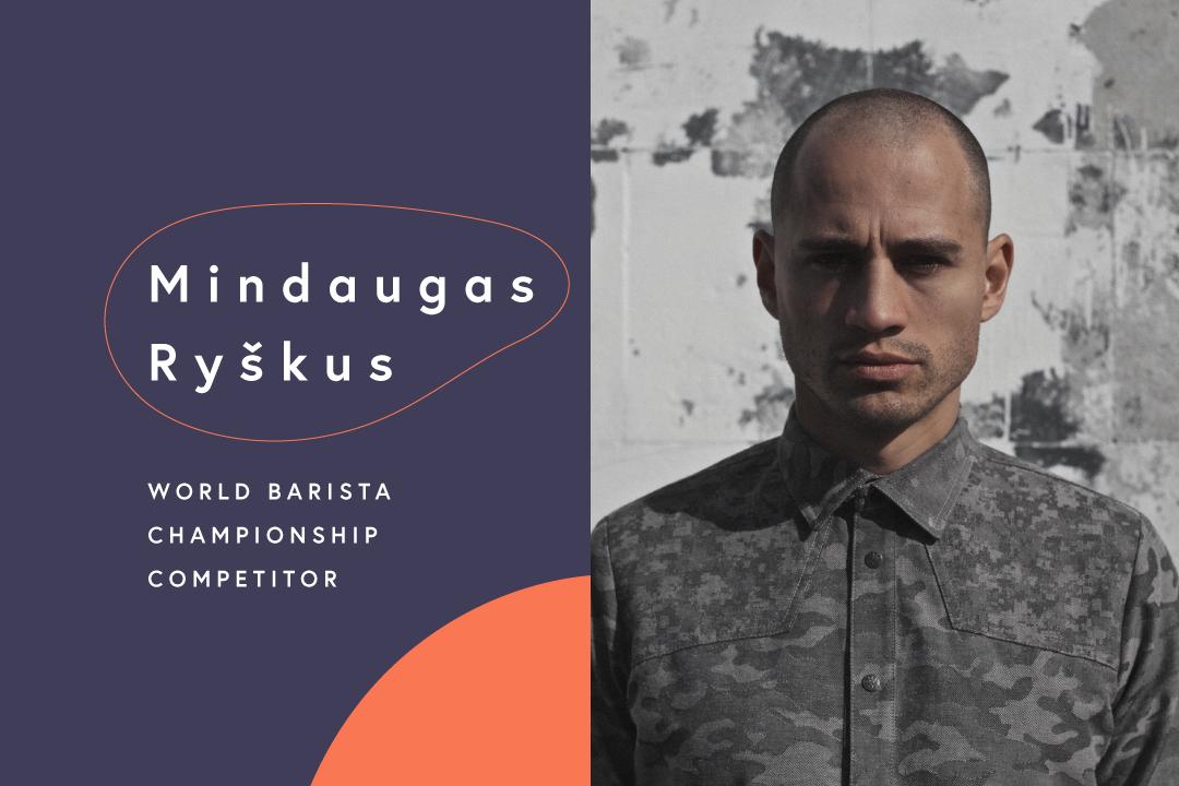 The Road to the World Barista Championships: Mindaugas Ryškus